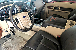 2015 Ford F250 King Ranch FX4