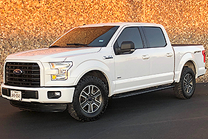 2015 Ford F150 XLT EcoBoost